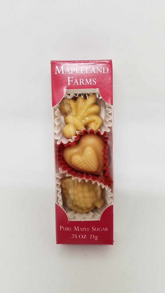 Maple Sugar 3 pc Box