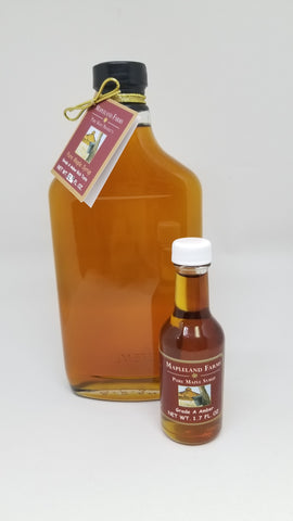 Comfort Syrup - large and small container view