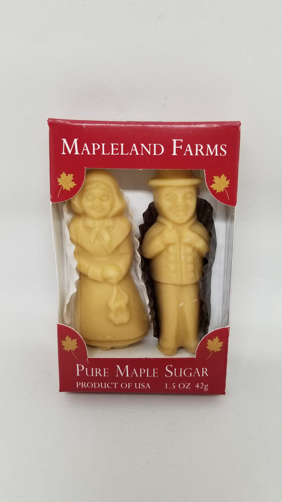 Maple Sugar Couple
