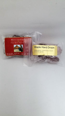Maple Hard Drops