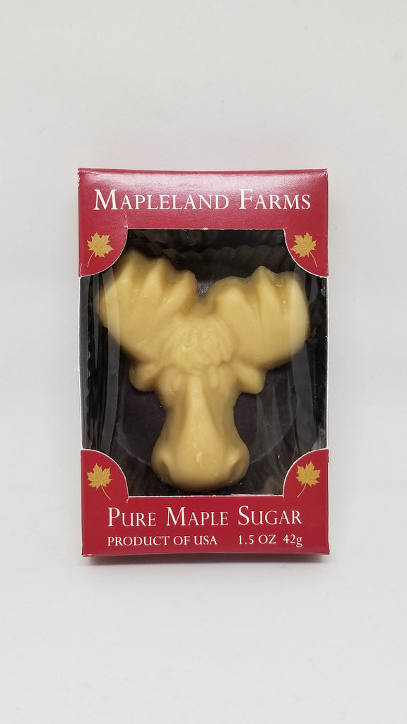 Maple Sugar Moose