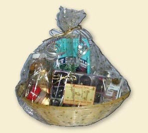 Seasonal Wrap and Basket Added to Your Order