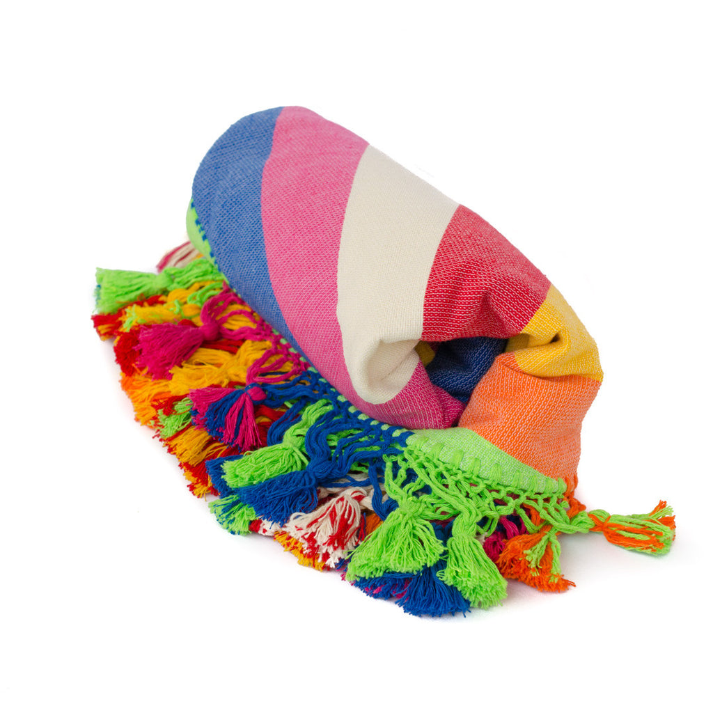 La fiesta round throw - last one!!