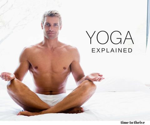 Yoga Explained- A Brief Rundown