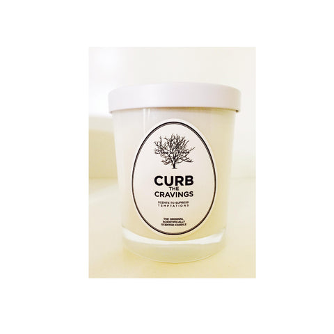 Curb the Craving Aromatherapy Soy Wax Candle by Time to Thrive