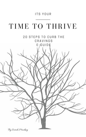 Time to Thrive E-Book