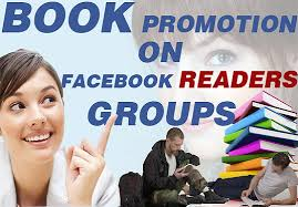 Facebook Blast- Post your book to 50 Facebook reader groups. - Book Trailers for your books!