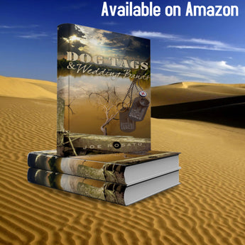 3D book cover in (background) & text - Book Trailers for your books!