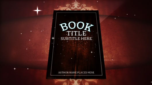 Red Carpet Book Trailer