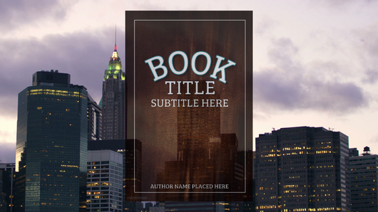 New York skyline - Book Trailers for your books!