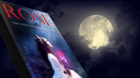 MOON IN SKY MOVEMENT (SALE) - Book Trailers for your books!