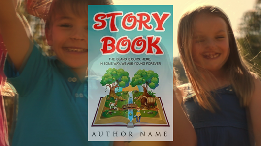 CHILDREN PLAYING - Book Trailers for your books!