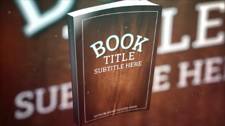 BUNDLE DEAL- (Get all 3 mockups of your book & Book Trailer) - Book Trailers for your books!