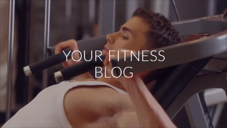 FITNESS BLOG II - Book Trailers for your books!