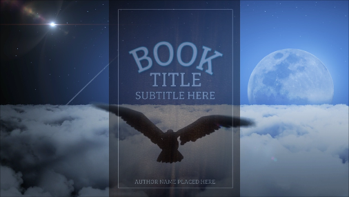 ABOVE THE CLOUDS TRAILER - Book Trailers for your books!