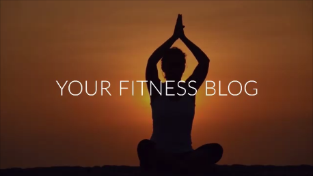 FITNESS IV - Book Trailers for your books!