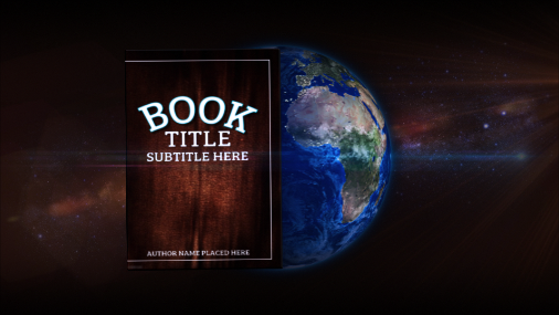 Earth Book Trailer- SPECIAL - Book Trailers for your books!