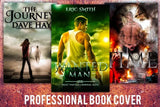 4 Book Covers (original)- Georgette - Book Trailers for your books!