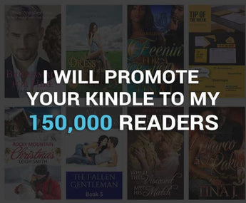 Promote your book to over 150,000 readers