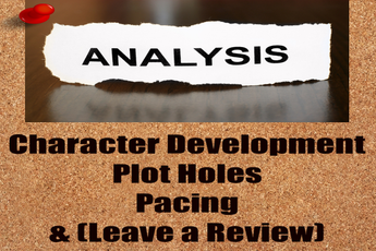 Analysis & Review of your book (We Will Review, Analyze And Leave A Comment For Your Book) - Book Trailers for your books!