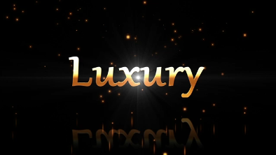 Luxury Template - Book Trailers for your books!