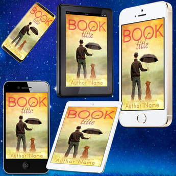 Get 5 Amazing E-Book Mockups - Book Trailers for your books!