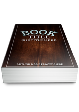 3-D BOOK COVER (GROUND LEVEL) - Book Trailers for your books!