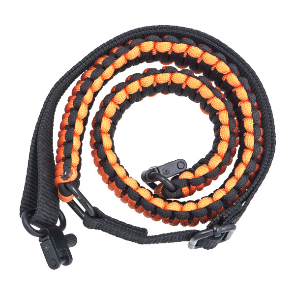 Gun Sling - Blaze Orange Paracord-Ace Two Tactical