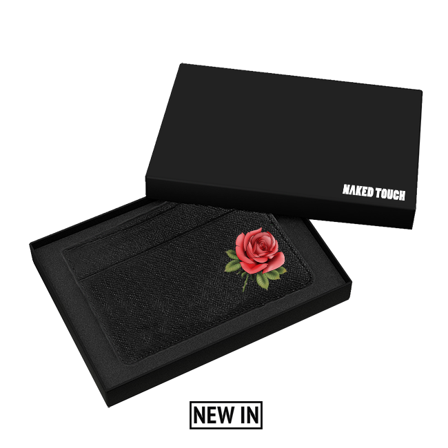 Rose Card Holder
