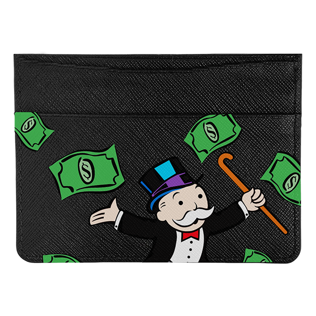 Mr.Monopoly Card Holder