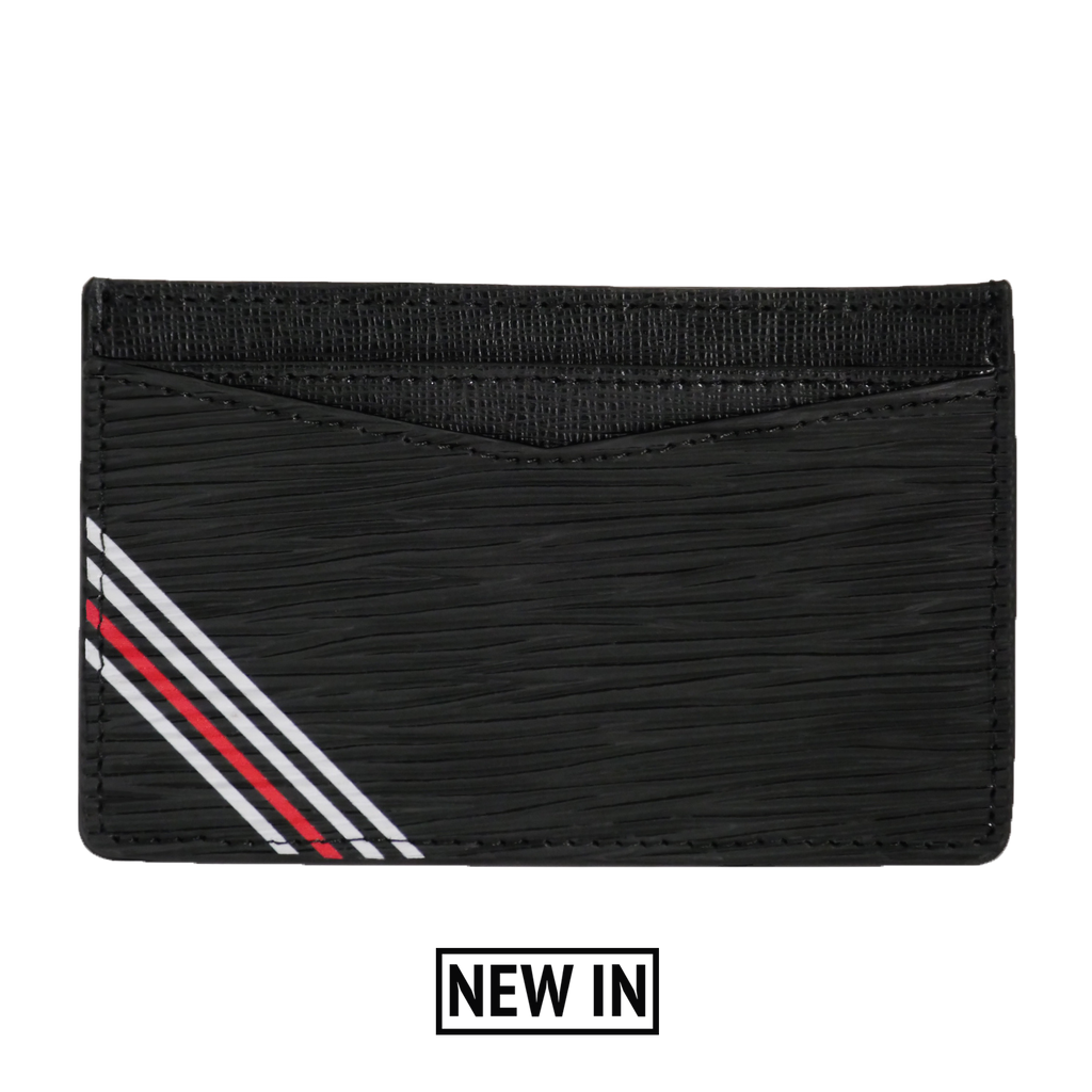 Onyx Black Card Holder