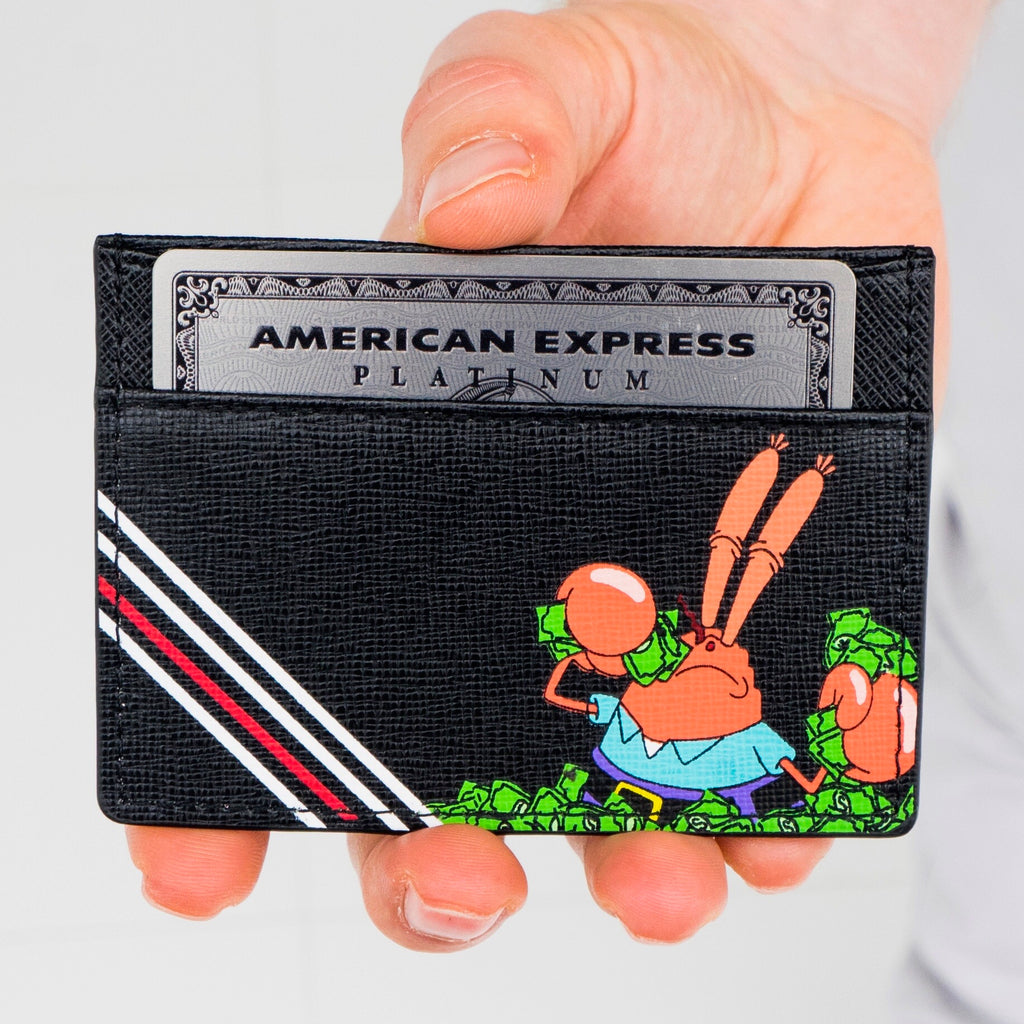 Mr.Krabs Card Holder