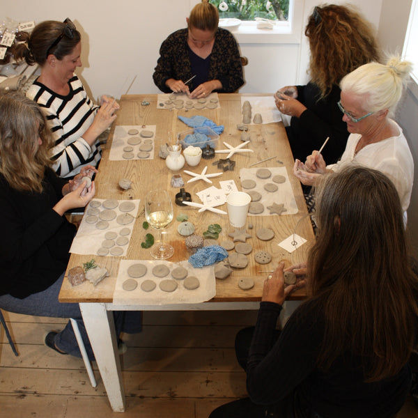 Jane Burn - Christmas Ceramics Workshop
