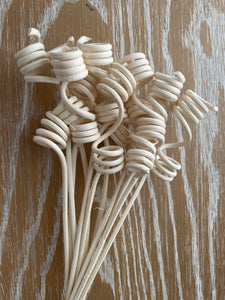 Curly Reed Diffuser Sticks