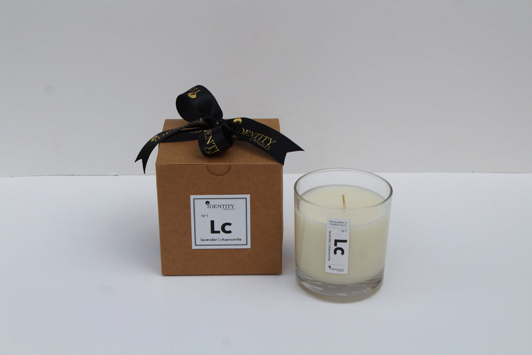 Standard Private Label Soy Candle