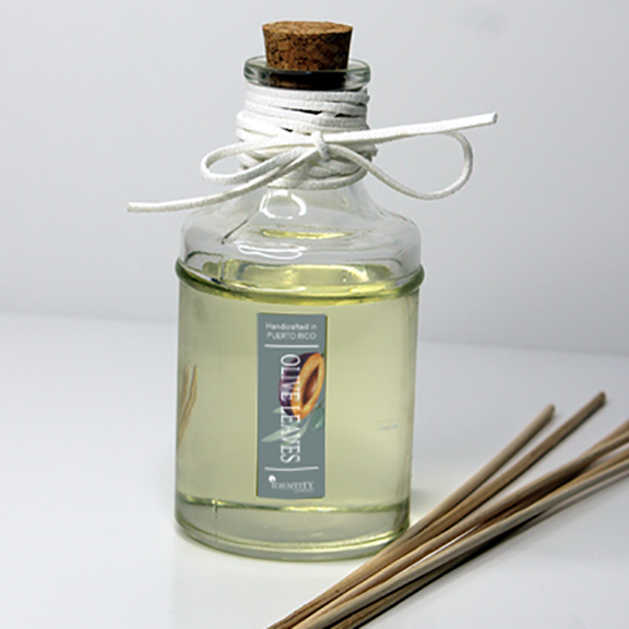Olive Leaves Diffuser Kit