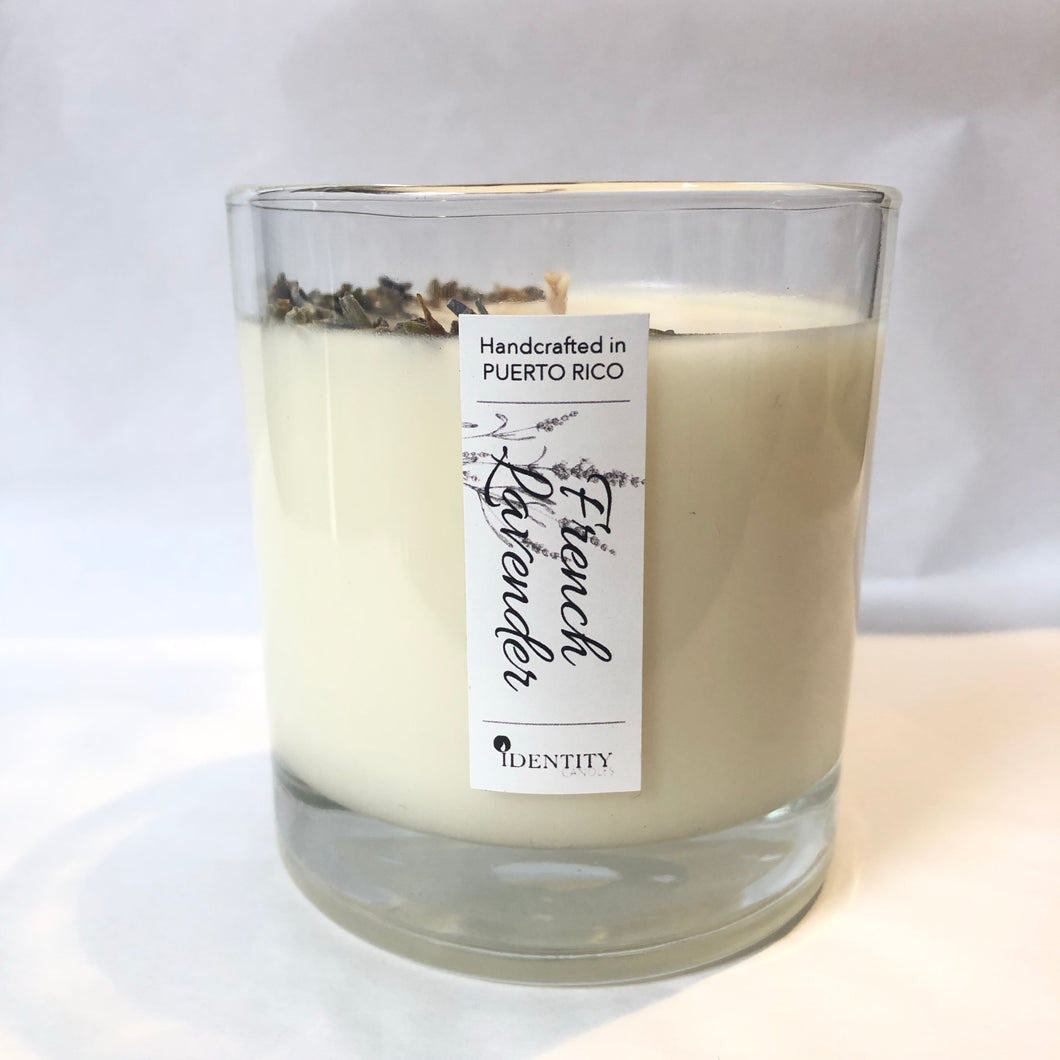 French Lavender Soy Candle