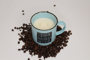 Coffee Scented Soy Candles