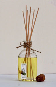 Ginger Pineapple Reed Diffuser Kit