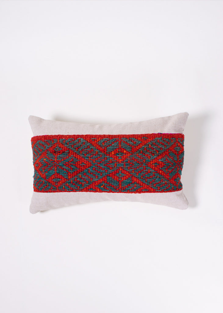 Handmade Peruvian Cushion