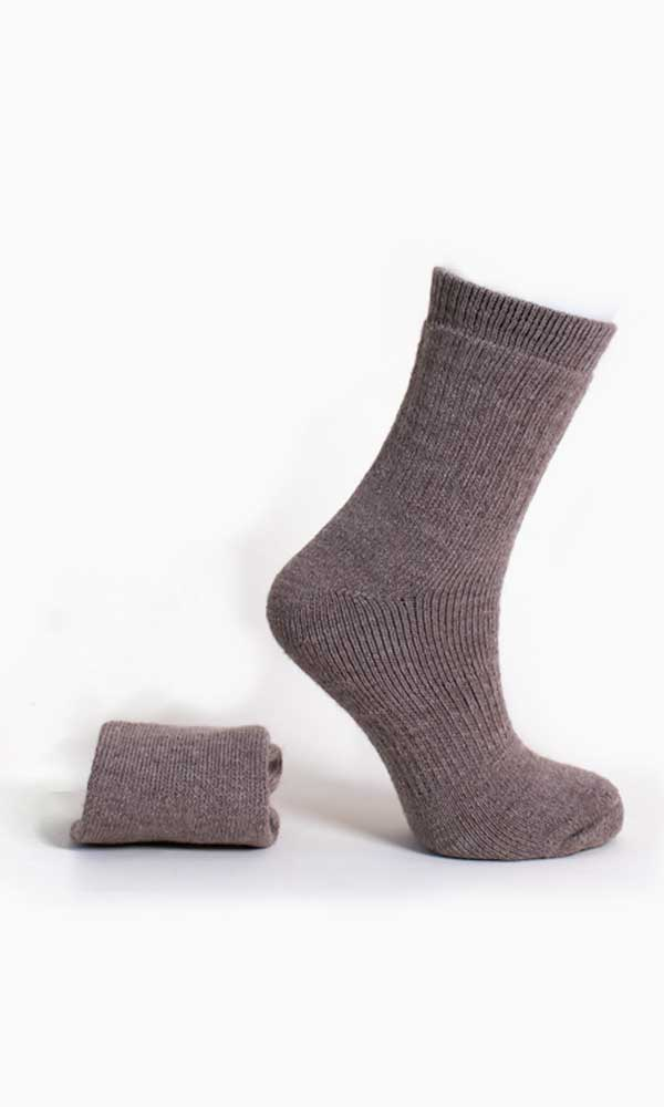 alpaca socks for hiking