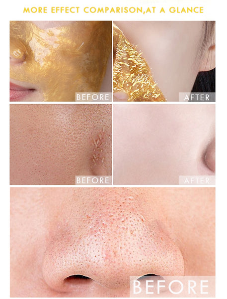 Korean 24kGold Face Mask