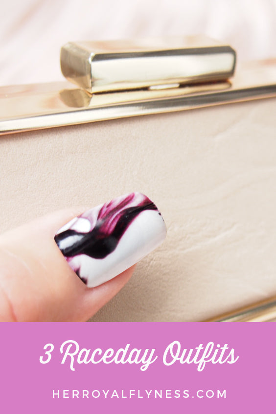 Nail Melbourne Cup with 3 Fresh Looks