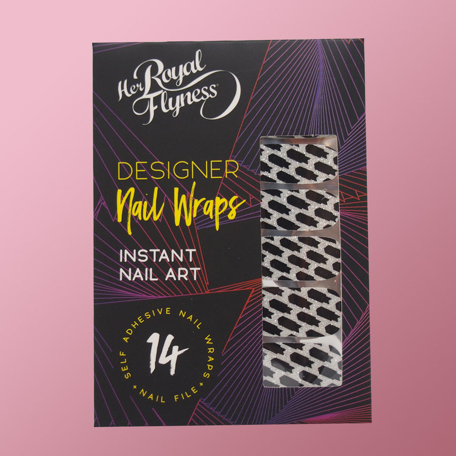 NAILS GO BOOM Nail wraps, Nail wraps,  - Her Royal Flyness