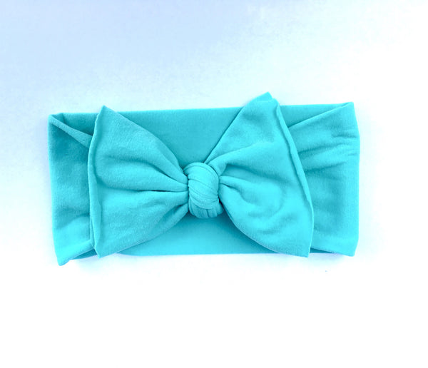 Surreal Teal Babette Bow Babette Bow