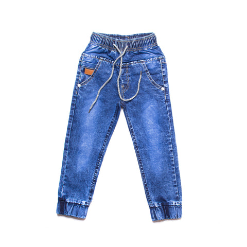 Kids Denim Jogger