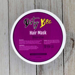 Blondie Hair Mask-Bath & Body, Blondie, Dirty Bee, Dropship, hair, Hair Mask, Purple-Womens Artisan USA American Made Clothing Accessories