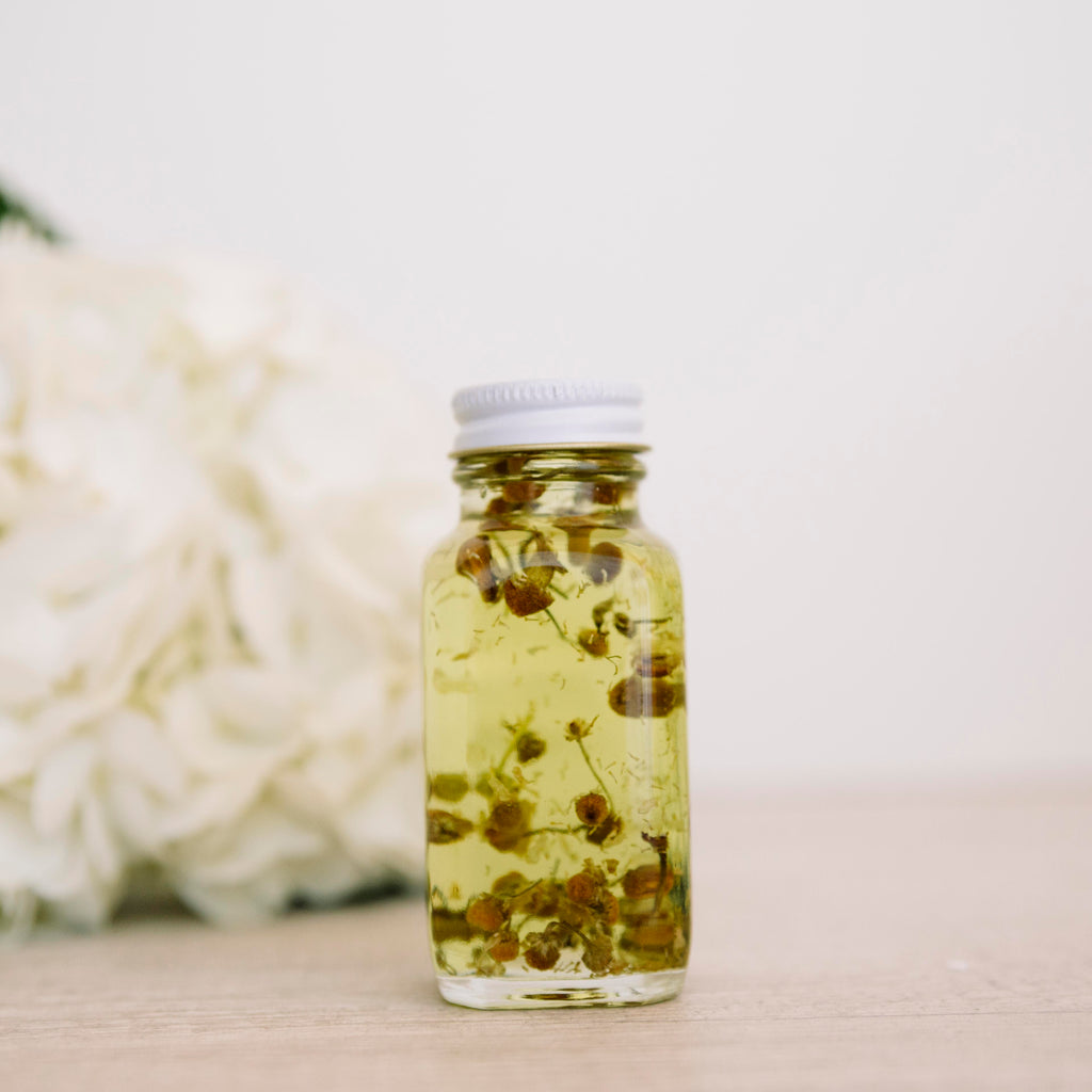 Bath Oil-Chamomile-Womens Artisan USA American Made Clothing Accessories