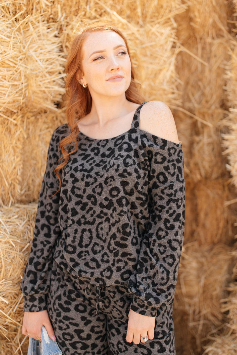 Black Out Spotted Top-10-27-2020, 1XL, 2XL, 3XL, BFCM2020, Group A, Group B, Group C, Group D, Large, Made in the USA, Medium, Plus, Small, Tops, XL, XS-Womens Artisan USA American Made Clothing Accessories