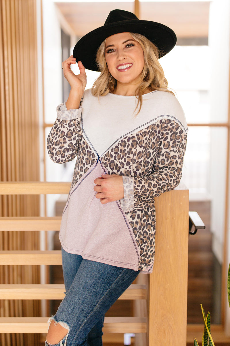 Can't Miss Cat Print Top-1XL, 2-25-2021, 2XL, 3XL, Group A, Group B, Group C, Group D, Large, Made in the USA, Medium, Small, Tops, XL, XS-Womens Artisan USA American Made Clothing Accessories
